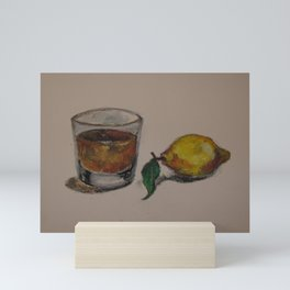 Jack & Lemon Mini Art Print