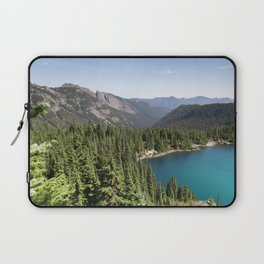 Alpine Blue Laptop Sleeve