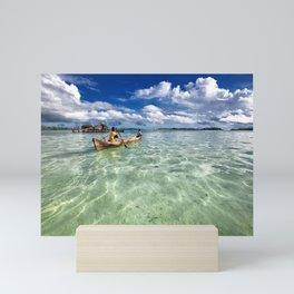Lagoon Mini Art Print
