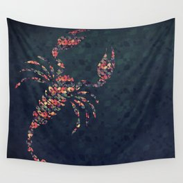 The Pattern Scorpio Wall Tapestry