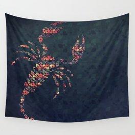 The Pattern Scorpio Wall Tapestry