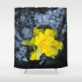 Narcissus, Oh such a Narcissus! Shower Curtain