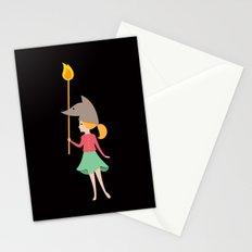 Wolfbelina Stationery Cards