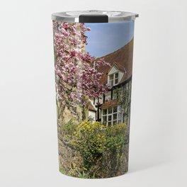 Colourful Spring Travel Mug
