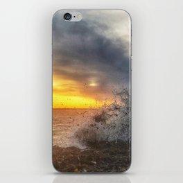 Sea's a Wild One iPhone Skin