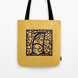 The Eclectic Letters - A Tote Bag