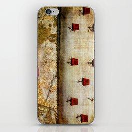 Gibraltar Fire Buckets iPhone Skin
