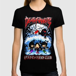 DR Fan Club (Deathrabbits X Natsu) T-shirt