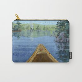canoe bow Carry-All Pouch