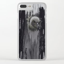 Carrion My Wayward Son Clear iPhone Case