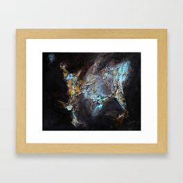"""""""6/10/2015"""" Framed Art Print"""