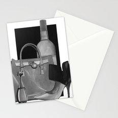 Fashion Illustration - Ink Wash Stationery Cards