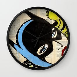 THAT GIRL Wall Clock