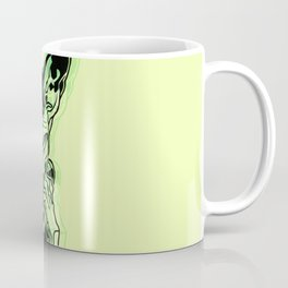 Stay Home Today Coffee Mug