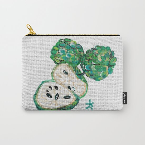 Sweet Sop Sugar Spring Carry-All Pouch