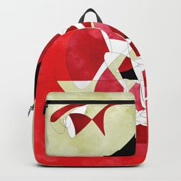 the flight of the fish Backpack