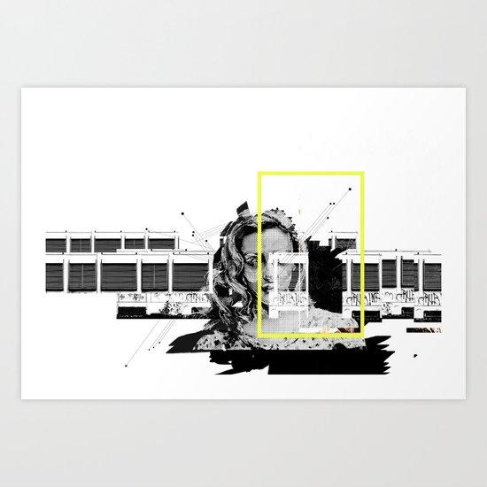 SCA Art Print