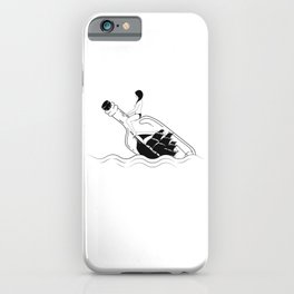 Let's Travel Together iPhone Case