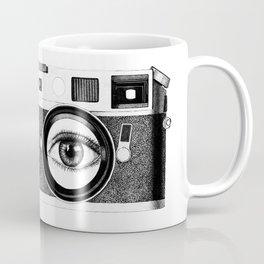 The eye of the photographer Coffee Mug