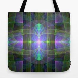 Alien Birth 1 Tote Bag