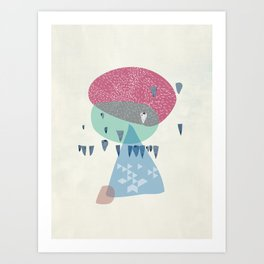 Sun 01 Art Print
