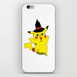 You're a wizard! iPhone Skin