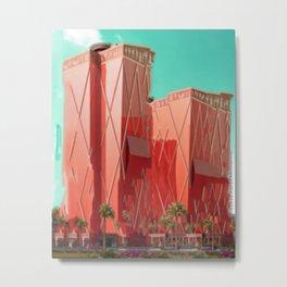 VAZO KULE Metal Print