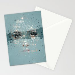 your eyes Stationery Cards