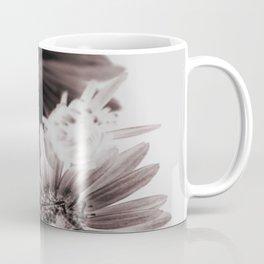 Daisies sepia infrared Coffee Mug