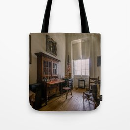 General Grant's office in Springfield Illinois Tote Bag