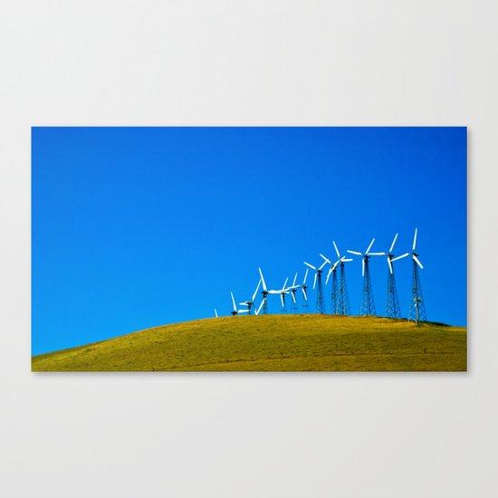 Greener Future Canvas Print