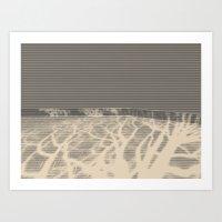 【木々】kigi Art Print