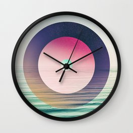 Travel_03 Wall Clock