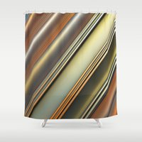 3d Shower Curtains featuring Be 3D by Lyle Hatch