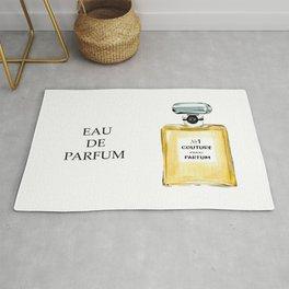 Yellow Parfum Rug