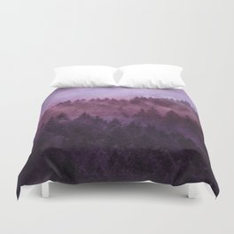 Excuse me, I'm lost // Laid Back Edit Duvet Cover