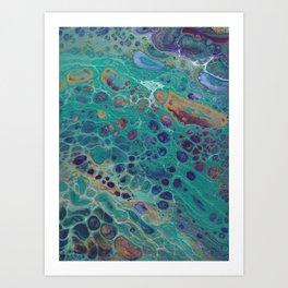 Sea of Colours - Volume 2 Art Print