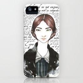 Jane Eyre iPhone Case