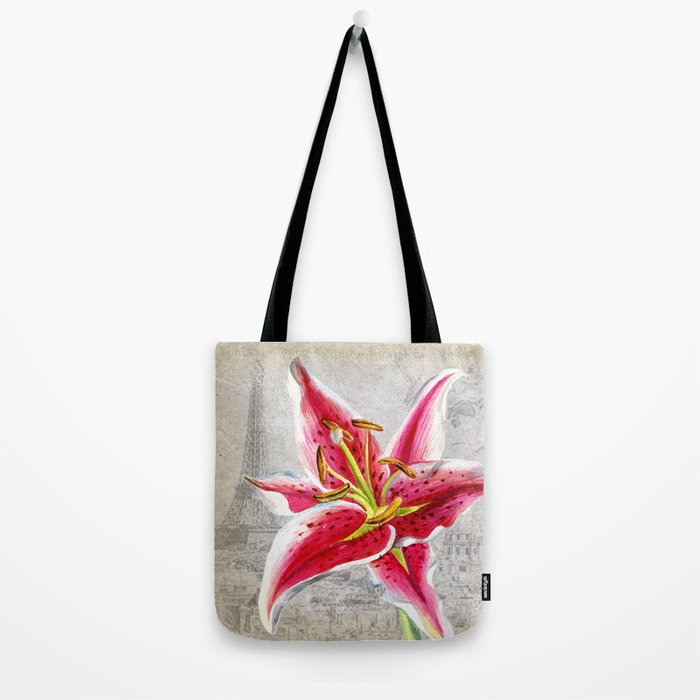 Macro Flower #2 Tote Bag