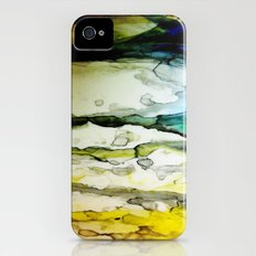 Paint Abstract iPhone (4, 4s) Slim Case