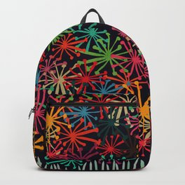 Flower Bouquet Backpack