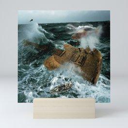 Guitarwreck Mini Art Print