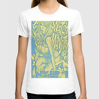 snatch T-shirts featuring Attack Of The 50 Foot Snatch Monster  by S.D. Strobeck