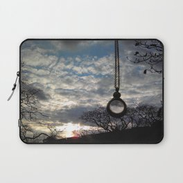 Through the Looking Glass Laptop Sleeve