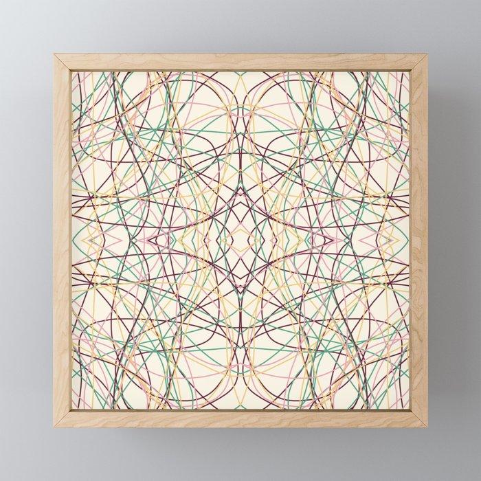 Fafnir Framed Mini Art Print