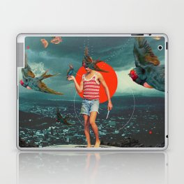 The Boy and the Birds Laptop & iPad Skin