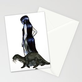 Long Stationery Cards