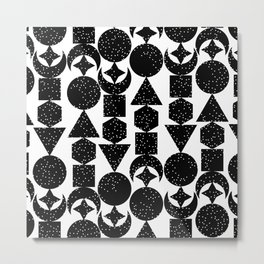 Pattern171 Metal Print