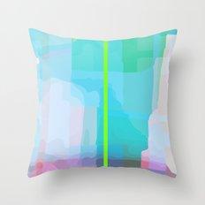 Metropolitan II Throw Pillow