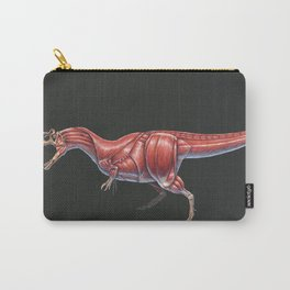 Allosaurus Fragilis Muscle Study (No Labels) Carry-All Pouch
